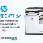 pagewide hp costo cero