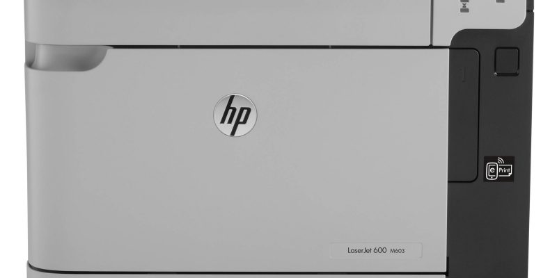 HP LASERJET ENTERPRISE 600 PRINTER M603DN